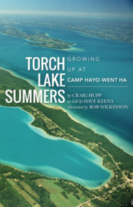 Torch Lake Summers_Front Cover